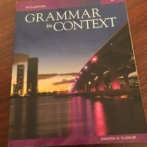 Grammar in context (fifth edition)
